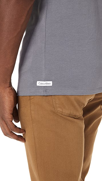 Calvin Klein Underwear Stretch Tee 2 Pack