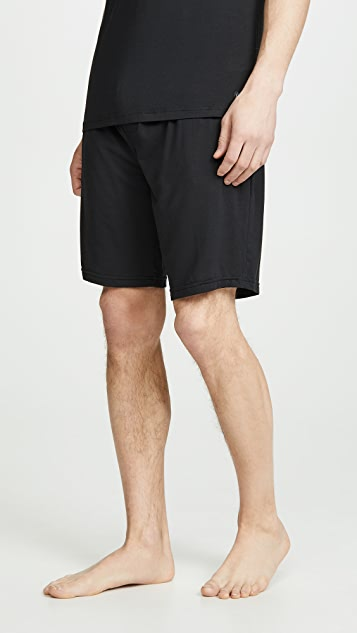 Calvin Klein Underwear Ultra Soft Modal Sleep Shorts