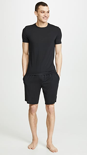Calvin Klein Underwear Ultra Soft Modal Sleep Shorts