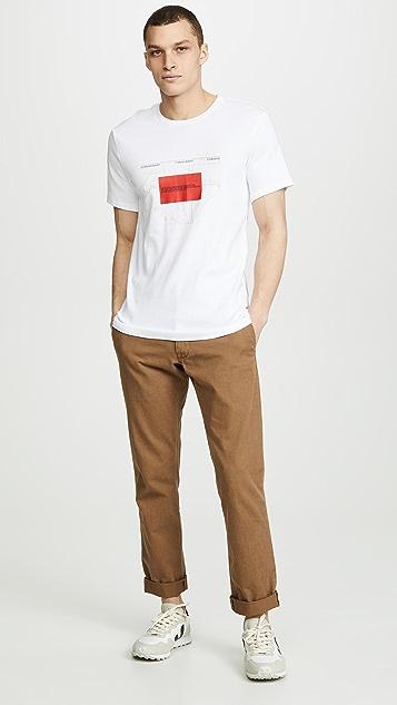 Calvin Klein Underwear Statement 1981 Crew Neck T-shirt