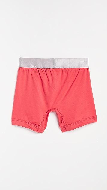 Calvin Klein Underwear 3 Pack Steel Microfiber Boxer Briefs