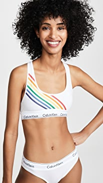 The Pride Edit Unlined Bralette