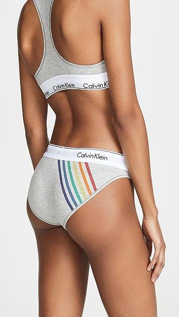 Calvin Klein Underwear The Pride Edit Bikini Briefs