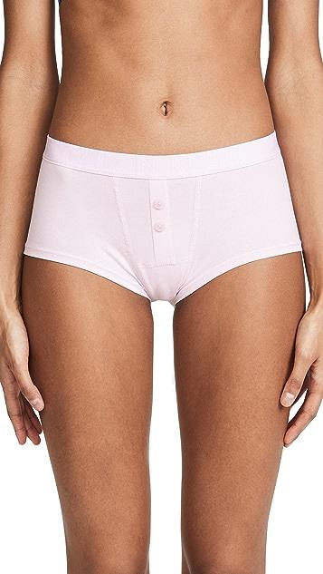 Calvin Klein Underwear Трусики-шорты Collection Ultimate