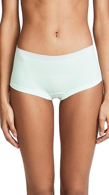 Calvin Klein Underwear Pure Seamless Boyshorts