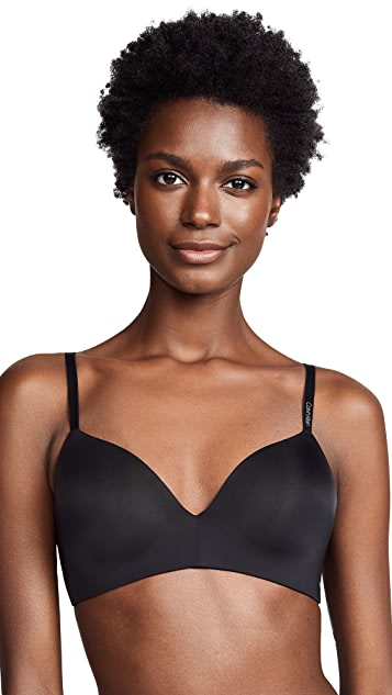 Calvin Klein Underwear Form Lightly Lined Demi Bra