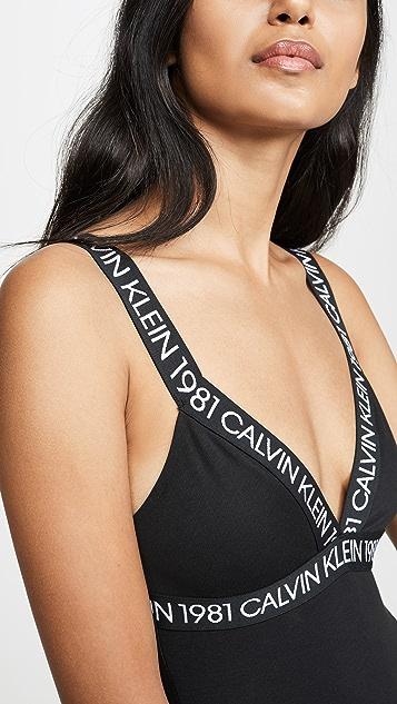 Calvin Klein Underwear 醒目紧身裤