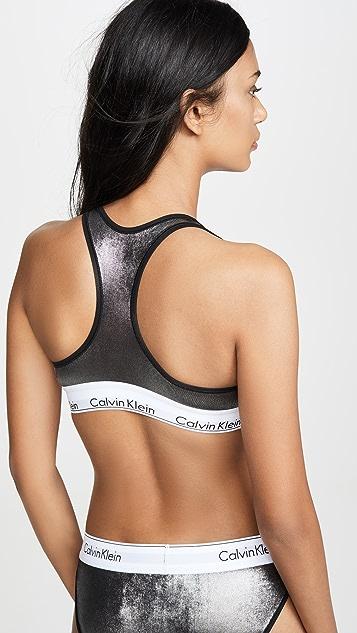 Calvin Klein Underwear Unlined Modern Cotton Bralette