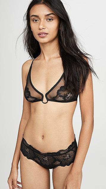 Calvin Klein Underwear Cluster Lace Bikini