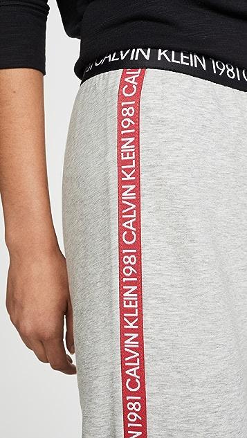 Calvin Klein Underwear 1981 醒目睡裤