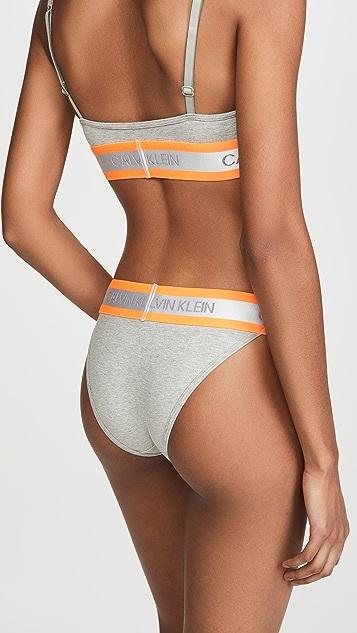 Calvin Klein Underwear Бикини неоновой расцветки