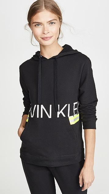 Calvin Klein Underwear Hazard 长袖连帽上衣