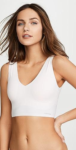 Calvin Klein Underwear - Lightly Lined V Neck Bralette