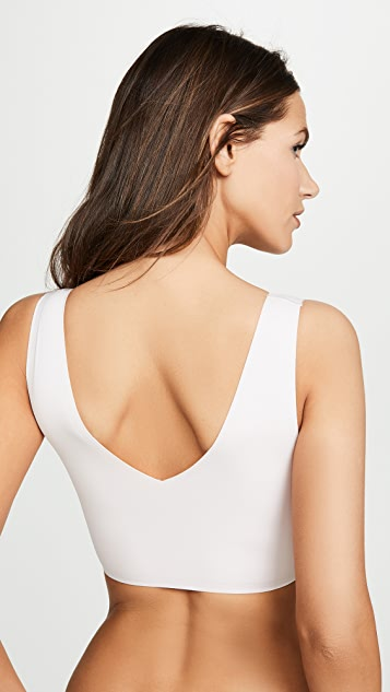 Calvin Klein Underwear Lightly Lined V Neck Bralette