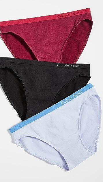 Calvin Klein Underwear Pure Seamless Bikini Pack