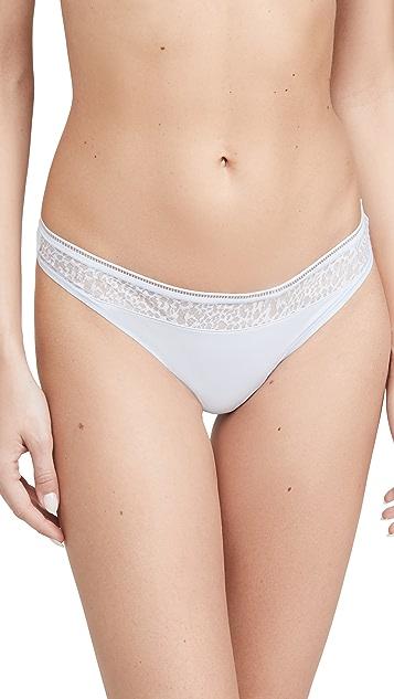 Calvin Klein Underwear 诱惑舒适丁字裤