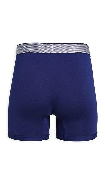 Calvin Klein Underwear Customized Stretch Micro Boxer Briefs