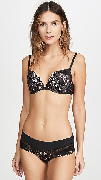 Calvin Klein Underwear Petal Lace Bra