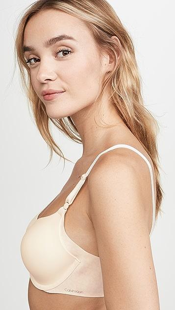 Calvin Klein Underwear 无痕全包式设计量身定制文胸