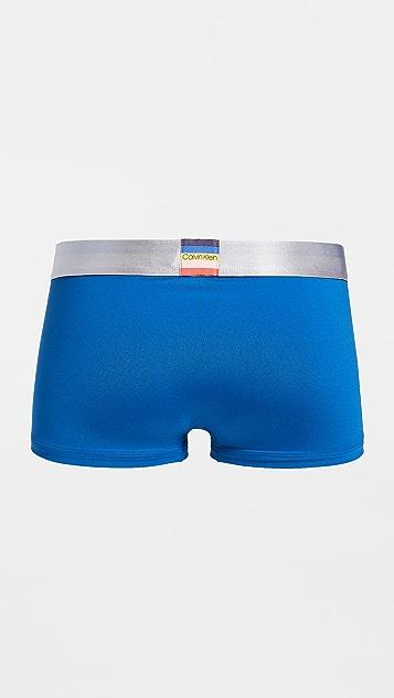 Calvin Klein Underwear Low Rise Pride Trunks