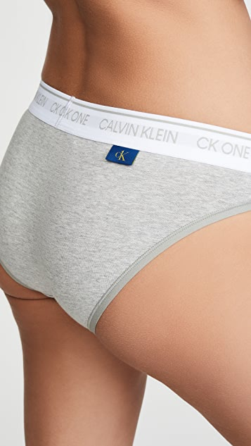 Calvin Klein Underwear One Cotton Bikini Panty