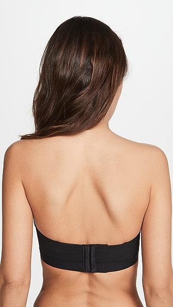 Calvin Klein Underwear Seductive Comfort 多种穿法蕾丝加垫文胸