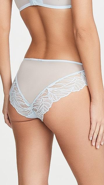 Calvin Klein Underwear Perfectly Fits Iris 蕾丝比基尼