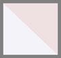 粉色/白色/麻灰色