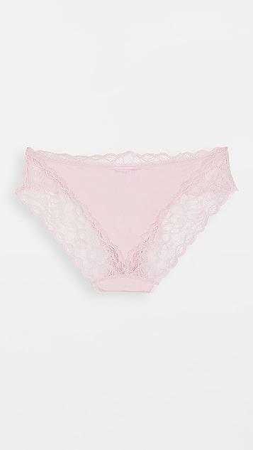 Calvin Klein Underwear Seductive Comfort Lace Bikini Panties