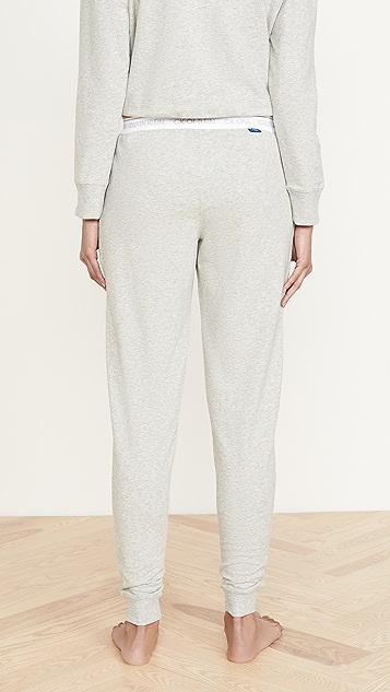 Calvin Klein Underwear 毛圈布慢跑裤