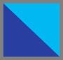 Open Ocean/Stripe/Blue Topaz