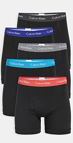 Calvin Klein Underwear - 5 Pack Boxer Briefs