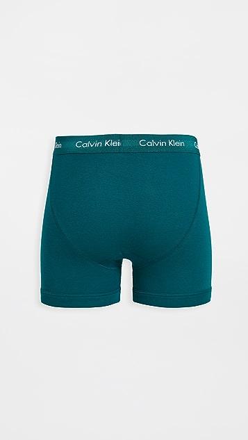 Calvin Klein Underwear Cotton Classics 5 Pack Boxer Briefs
