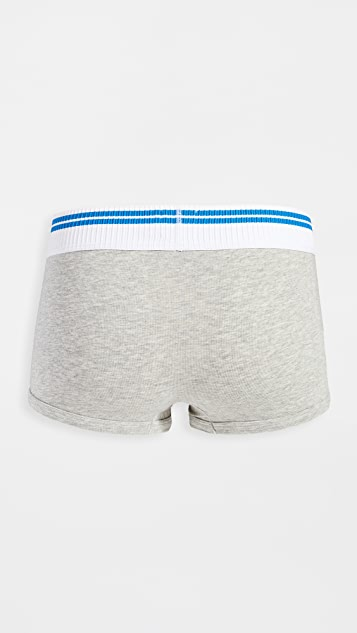 Calvin Klein Underwear One Sock Waistband Low Rise Trunks