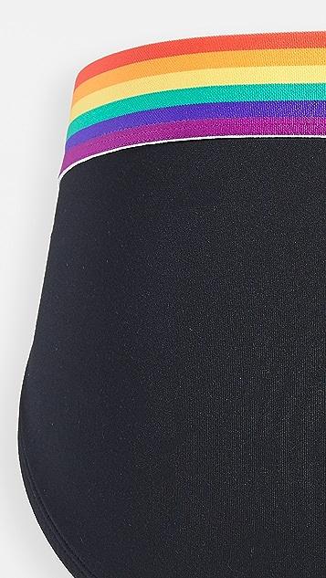 Calvin Klein Underwear The Pride Edit Sport Briefs