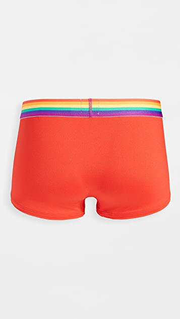 Calvin Klein Underwear The Pride Edit Low Rise Trunks
