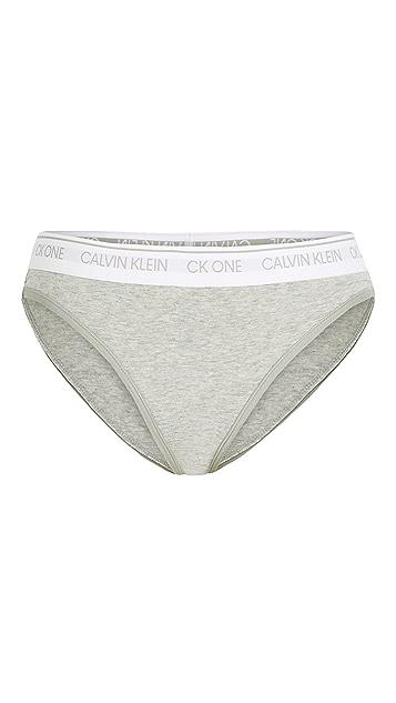 Calvin Klein Underwear CK One Cotton Bikini