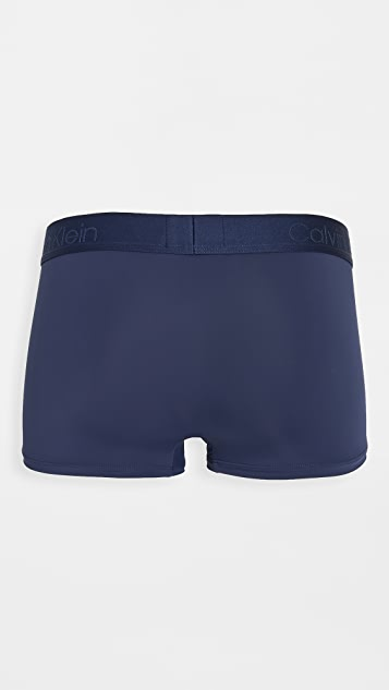 Calvin Klein Underwear CK Black Low Rise Trunks