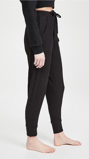 Calvin Klein Underwear 精美居家舒适慢跑长裤