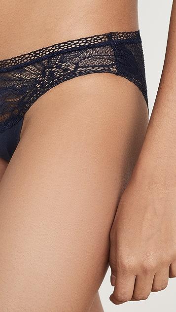 Calvin Klein Underwear Petal Lace Bikini