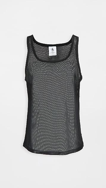 Calvin Klein Underwear CK Mesh Tank Top