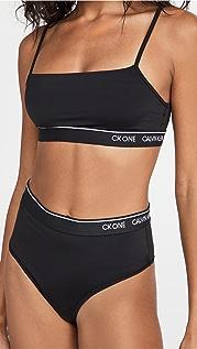 Calvin Klein Underwear CK One Micro Unlined Bralette
