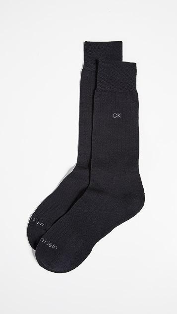 Calvin Klein Underwear Cushion Dress Socks