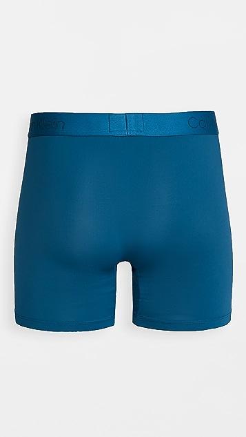 Calvin Klein Underwear CK Black Boxer Briefs