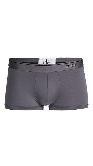 Calvin Klein Underwear CK One Micro Low Rise Trunks
