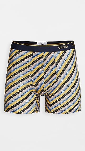 Calvin Klein Underwear CK One Micro Boxer Briefs