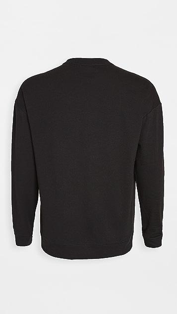 Calvin Klein Underwear Long-Sleeve Sweatshirt