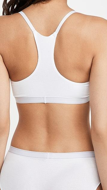 Calvin Klein Underwear Pure Rib Bralette