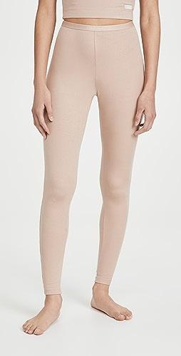 Calvin Klein Underwear - Pure 罗纹贴腿裤