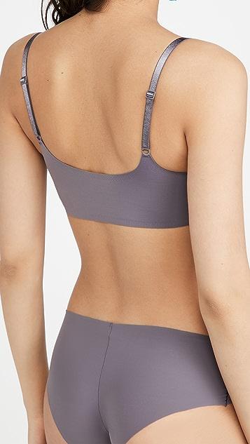 Calvin Klein Underwear Invisibles Light Lined Bralette